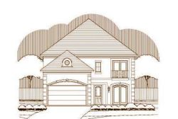Traditional Style House Plans Plan: 19-1391