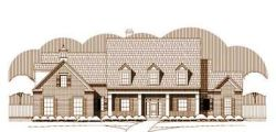 Traditional Style Floor Plans Plan: 19-1409