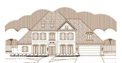 Traditional Style Home Design Plan: 19-1416