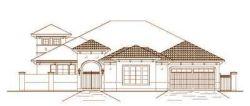 Mediterranean Style House Plans Plan: 19-1422