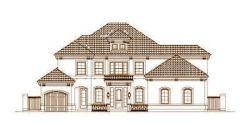 Mediterranean Style House Plans Plan: 19-1428