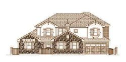 French-Country Style House Plans Plan: 19-1433