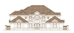 Contemporary Style House Plans Plan: 19-1437