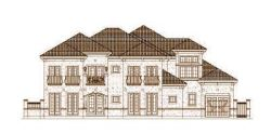 Mediterranean Style Floor Plans Plan: 19-1440