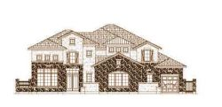 Tuscan Style House Plans Plan: 19-1441