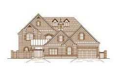 Traditional Style Home Design Plan: 19-1450