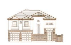 Traditional Style House Plans Plan: 19-1473