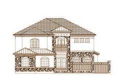 European Style House Plans Plan: 19-1478
