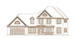 Country Style Home Design Plan: 19-1484