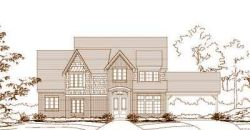 Traditional Style Home Design Plan: 19-1492