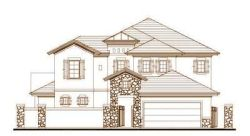 Tuscan Style Floor Plans Plan: 19-1502