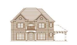 Traditional Style Home Design Plan: 19-1508