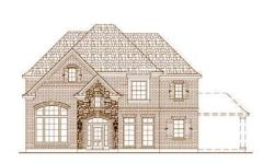 French-Country Style Floor Plans Plan: 19-1510
