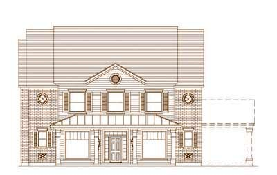 Southern-colonial Style House Plans Plan: 19-1516