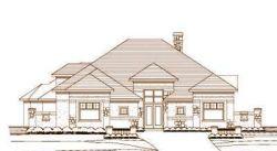 European Style Home Design Plan: 19-1534