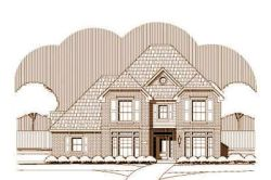 Traditional Style Home Design Plan: 19-1537