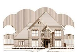 Traditional Style Floor Plans Plan: 19-1538