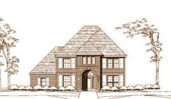 Traditional Style Home Design Plan: 19-1542