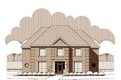 European Style Floor Plans Plan: 19-1545