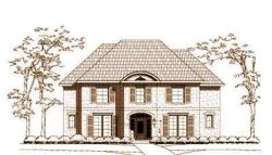 Traditional Style Home Design Plan: 19-1546