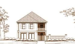 Traditional Style Home Design Plan: 19-1549