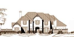 Traditional Style House Plans Plan: 19-1564