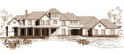 Country Style Home Design Plan: 19-157