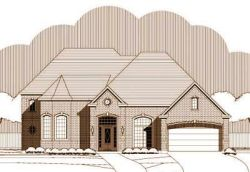 Traditional Style House Plans Plan: 19-1588