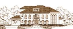 Mediterranean Style House Plans Plan: 19-1597