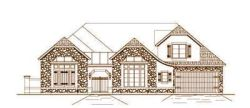 French-Country Style House Plans Plan: 19-1610