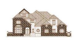 Tuscan Style Home Design Plan: 19-1646