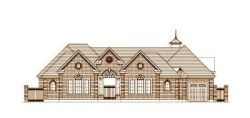 Traditional Style Home Design Plan: 19-1650