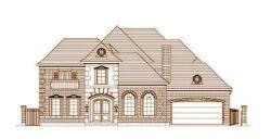 European Style Home Design Plan: 19-1656