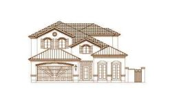 French-Country Style House Plans Plan: 19-1671