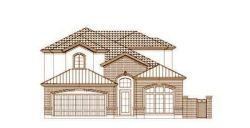 Traditional Style Home Design Plan: 19-1672