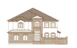 Traditional Style House Plans Plan: 19-1676