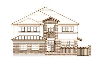 Traditional Style Floor Plans Plan: 19-1677