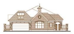 Traditional Style Floor Plans Plan: 19-1684