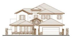 Tuscan Style Floor Plans Plan: 19-1686