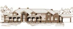 Country Style House Plans Plan: 19-170