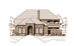 Traditional Style Home Design Plan: 19-171