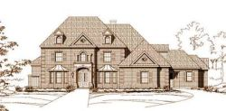 Traditional Style Home Design Plan: 19-174