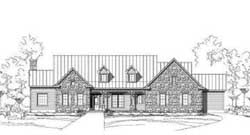 Country Style Floor Plans Plan: 19-1807