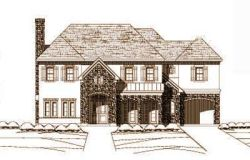 Traditional Style Home Design Plan: 19-192