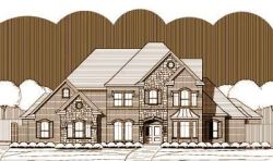 French-Country Style Floor Plans Plan: 19-194