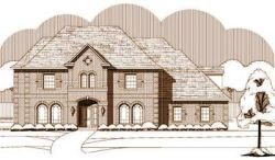 European Style House Plans Plan: 19-209
