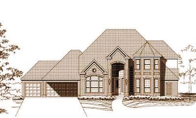 Traditional Style Floor Plans Plan: 19-212