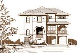 Coastal Style House Plans Plan: 19-232