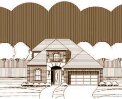 Traditional Style House Plans Plan: 19-234
