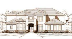 Mediterranean Style Home Design Plan: 19-246